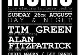 COMING UP: mUmU Day & Night – The Techno Edition, 26 Aug 2012