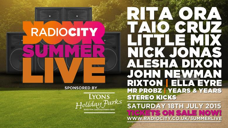 Radio City Summer Live