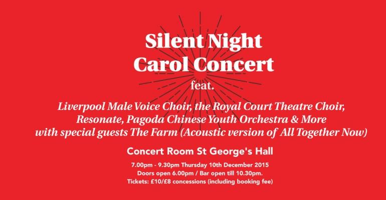 Silent Night Carol Concert