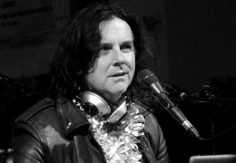 REVIEW: Steve Hogarth, St Bride's Church, 13th Dec 2013