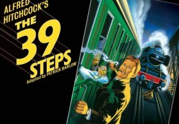 WHATS ON: The 39 Steps | St Helens Theatre Royal | 27 & 28 July 2015