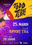 Todd Terje at Freeze - Friday 25th March, The Garage, Liverpool