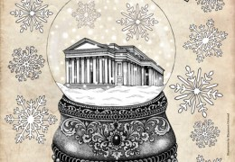COMING UP: Winter Arts Market, St George's Hall, 7 & 8 Dec
