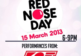 COMING UP: Z'appenin for Comic Relief, 15 March
