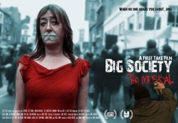 WHATS ON: Big Society The Musical | Unity Theatre | 02.05.15