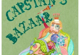 COMING UP: Capstan's Bazaar at LEAF on Bold Street 11/03/12