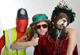 NEWS: LEAF announce Cassetteboy vs DJ Rubbish as part of 3rd birthday celebrations