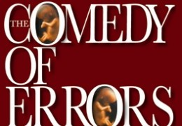 REVIEW: LIPA Presents.. The Comedy of Errors – 05/12/13