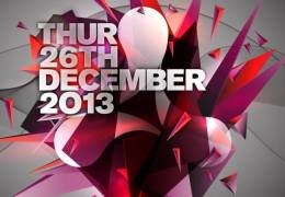 COMING UP: Cream, Boxing Night 2013