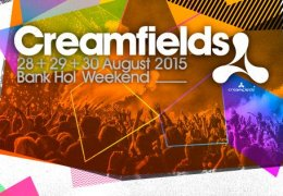 NEWS: Creamfields 2015 – Line Up Announced