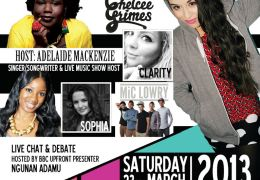 Audacious Events presents ELLE4LIBERTY @ The Brink, 23 March