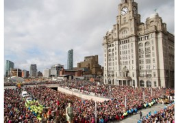 NEWS: Estimated 1 Million people take to the streets for Sea Odyssey Giant Spectacular