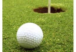 Young people with disabilities get into the swing of golf