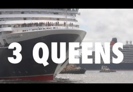 THREE QUEENS – Photos and Film