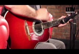 The Red Sofa Sessions #76: Denis Parkinson
