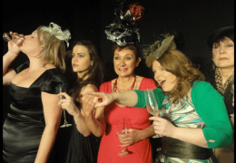 COMING UP: Ladies Day at St Helens Theatre Royal 11-15 April 2012