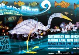 COMING UP: Spectacular Lantern Parade, New Brighton Marine Lake – Sat 8th Dec