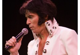 Elvis is in the Building at Knowsley Leisure and Culture Park