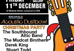 WHATS ON: Liverpool Acoustic & Acoustic Dustbowl Christmas party | View Two Gallery | 11.12.15
