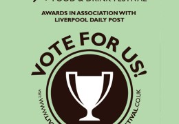 Voting Starts for Liverpool Food & Drink Festival Awards 2011