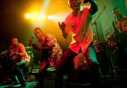 NEWS: Zimbabwe's hottest band Mokoomba coming to Liverpool