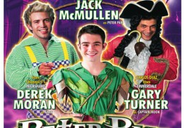 REVIEW: Peter Pan, Floral Pavilion 15/12/12