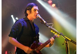REVIEW: Placebo at the Olympia 26/04/12
