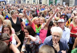 Forget your troubles, c'mon get happy….Liverpool Pride is back for 2011
