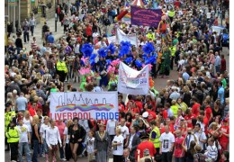 NEWS: Liverpool Football Club to join Pride 2012 march
