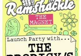 COMING UP: Ramshackle launch party at Magnet, 22 Sep 2012