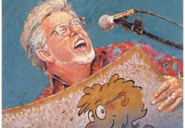 REVIEW: Rolf Harris 'can you tell what it is yet?', Walker Art Gallery 19 May – 12 Aug 2012