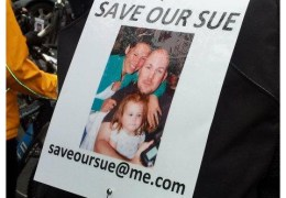 Zanzibar benefit gig for Save our Sue campaign