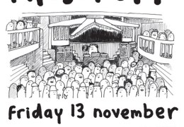 WHATS ON: Mr. Scruff | The Kazimier | 13.11.15