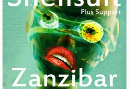 COMING UP: BOSS Night Presents Shellsuit at Zanzibar, 21 Sep 2012
