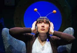COMING UP: The Snail and the Whale, Liverpool Playhouse – 23-25 October 2013