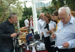 COMING UP: Spring wine evening at Sefton Park Palm House, 20 March