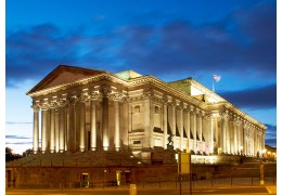 Dickensian Christmas comes to St Georges hall with Ha'penny & Penny Readings