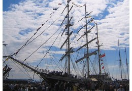 NEWS: Liverpool to host Tall Ships, 26 August 2012