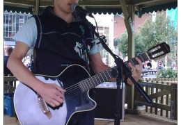 REVIEW: Liverpool Bandstand, Williamson Square 02/08/12