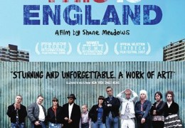 Clapperboard screening for iconic British film This is England