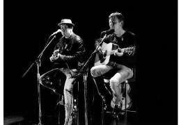 COMING UP: TJ & Murphy at Unity Theatre 29/02/12