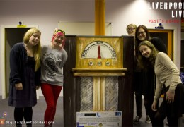NEWS: Giant radios to broadcast historical documentaries across Liverpool city centre