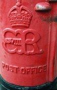 Rare King Edward VIII post-box. Canning St