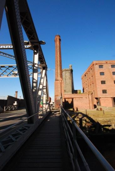 Bascule bridge and Hydraulic Pumping Station