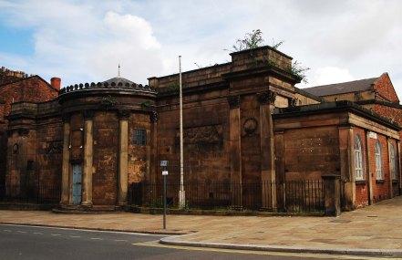 Wellington Rooms - opened 1816