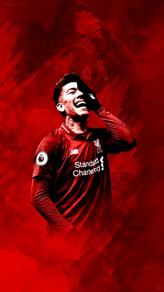 Roberto Firmino HD Mobile Wallpapers at Liverpool FC ...