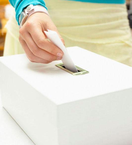 Voting for Merseyside Police and Crime Commissioner elections on 15 November