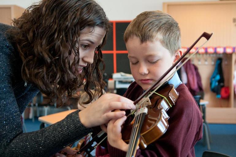 In harmony, Liverpool Philharmonic