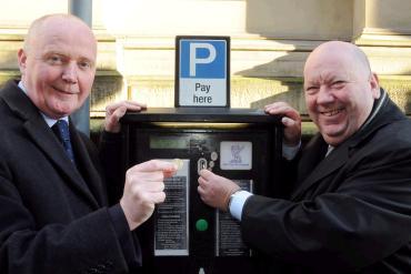 City Centre parking charges cut