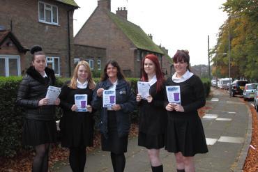Allerton students' adopt a street scheme